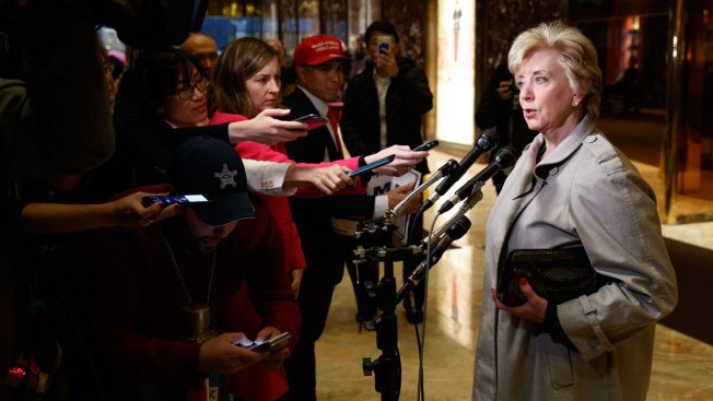 Trump Picks WWE's Linda McMahon to Head Small Business Administration