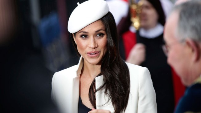Meghan Markle Appears at 1st Official Event With Queen Elizabeth II