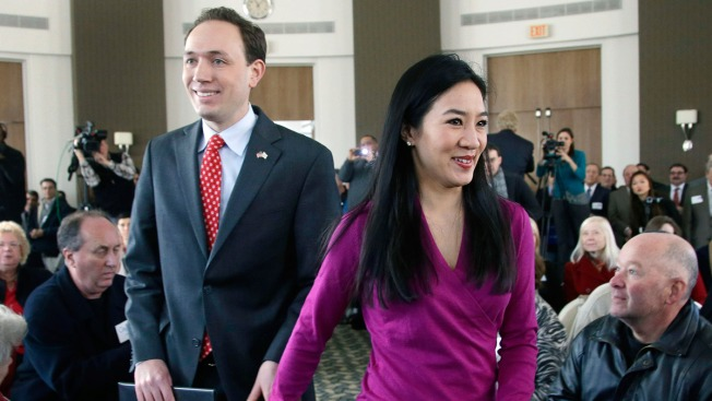 Olympic Skater Michelle Kwan and Husband File for Divorce