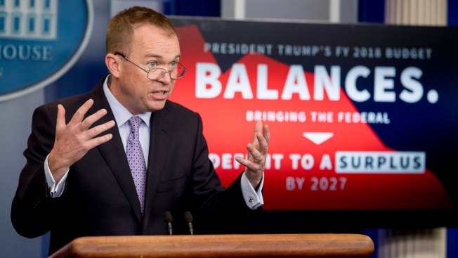 Trump's Budget Doesn't Balance Federal Ledger CBO