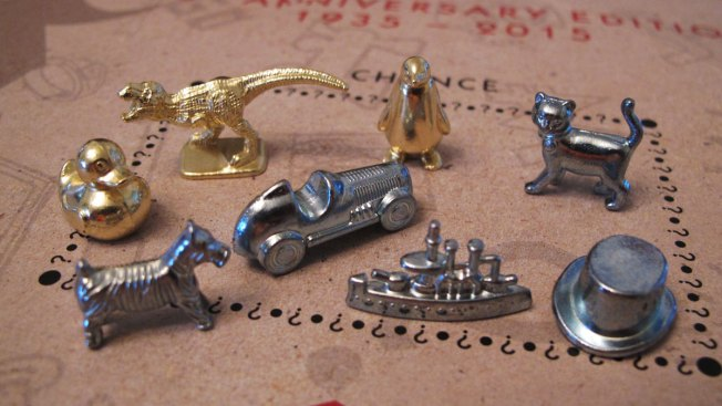 Boot, Wheelbarrow, Thimble Ousted From Monopoly Board Game
