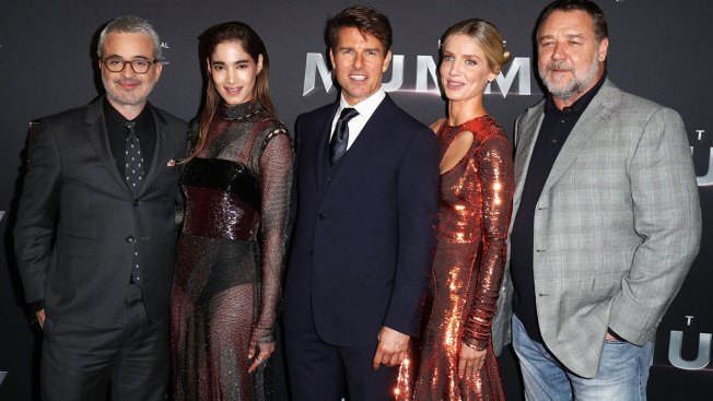 Take a vacation? Not me, says action star Tom Cruise