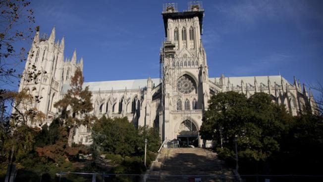 National Cathedral Holds Service on Gay Marriage