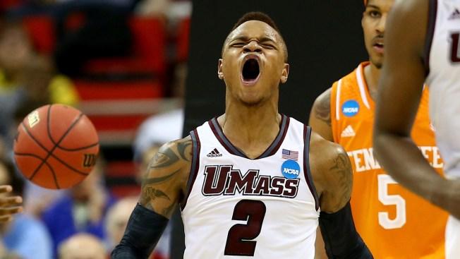 UMass Basketball Player Derrick Gordon Announces He's Gay