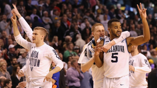 Chalk Time: Blue Bloods Kansas, 'Nova, Duke Interrupt Upsets