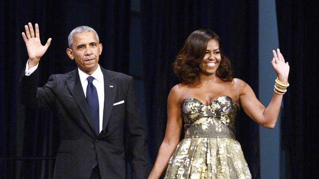 'To the Love of My Life': Obamas Tweet Valentines