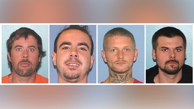 Fourth and Final Escapee From Ohio Jail Arrested in North Carolina