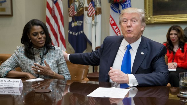 Former 'Apprentice' Star Omarosa to Tell All About White House