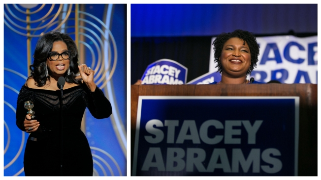 Oprah Winfrey to Campaign in Georgia for Stacey Abrams