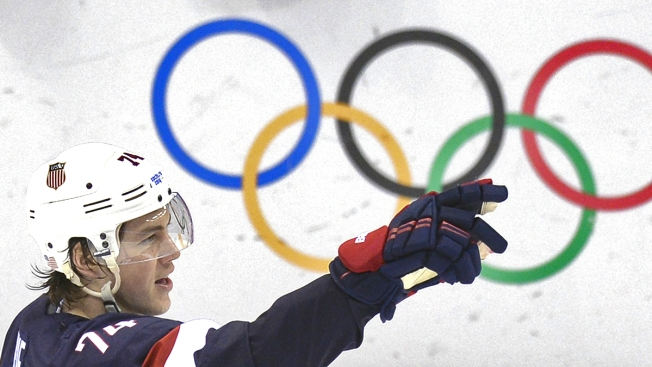 U.S. Olympic Hockey Star T.J. Oshie's Tiny Minn. Hometown Has Big Talent