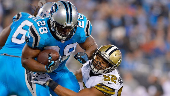 Sports Briefly: Panthers beat saints in game marred by injuries