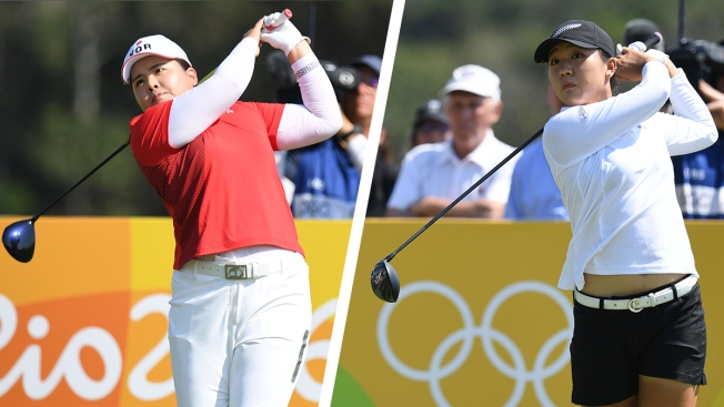 Watch Women's Golf Tee Off at Rio Olympics