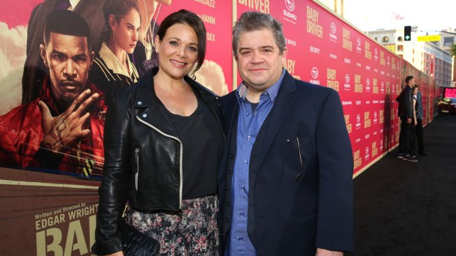 Patton Oswalt Engaged to Meredith Salenger 15 Months After Wife's Death