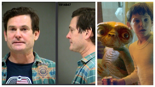 Phone Uber: Henry Thomas, Star of 'E.T.', Arrested for DUI