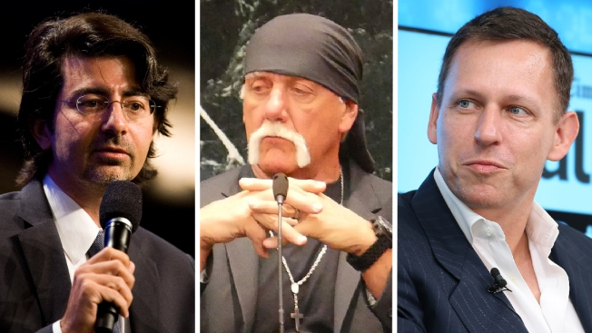 Now Gawker Has Its Own Billionaire Backer in Hulk Hogan Fight