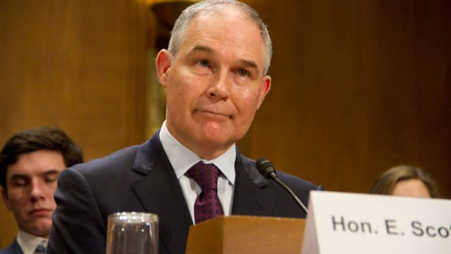 Records: EPA Chief Jets Away for Weekends on Taxpayer's Dime