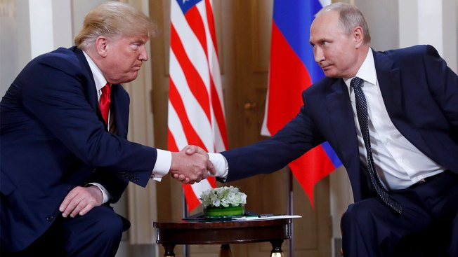 White House Rejects Request for Trump, Putin Communications