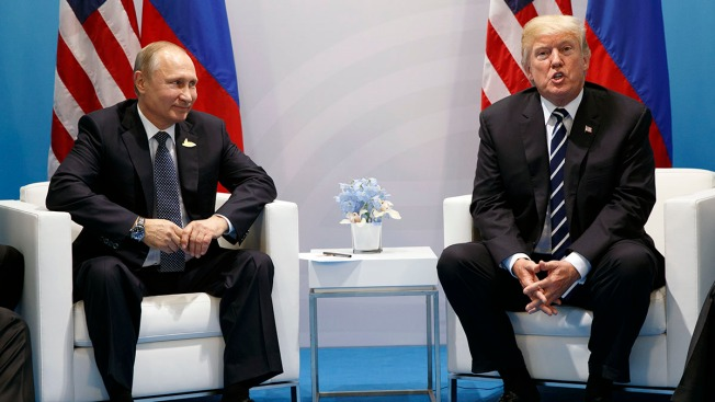 President Trump: Vladimir Putin Would Have Preferred Hillary Clinton as President