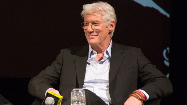 Richard Gere in Israel Criticizes Settlements