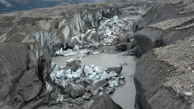 Canada Glacier Melt Rerouted in Rare Case of River Piracy to Alaska