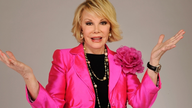 Joan Rivers Trumps All in New PBS Documentary