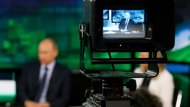 Russian TV Network Will Register as US Foreign Agent: Editor