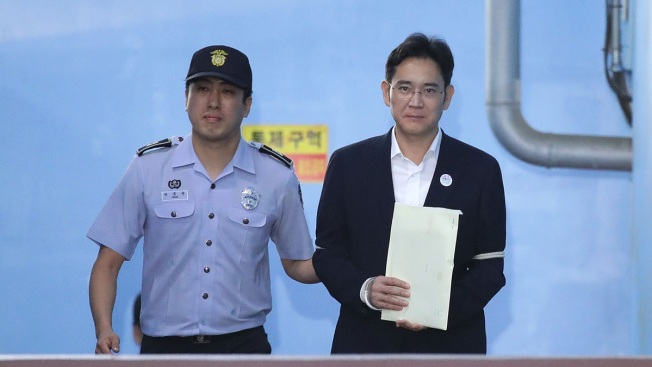 Prosecutors Demand 12-Year Prison Term for Billionaire Samsung Heir