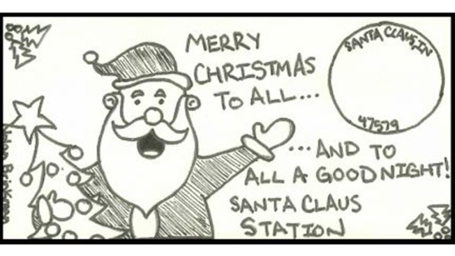 Santa Claus Post Office Announces Holiday Postmark