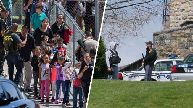 A Look at Some Deadly US School Shootings of Years Past
