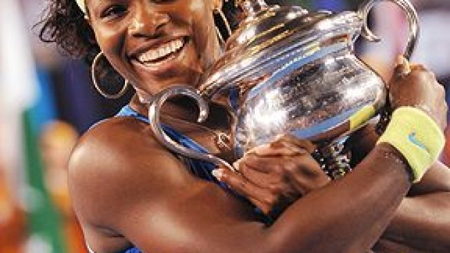 Serena Williams Voted AP Female Athlete of the Year for 5th Time
