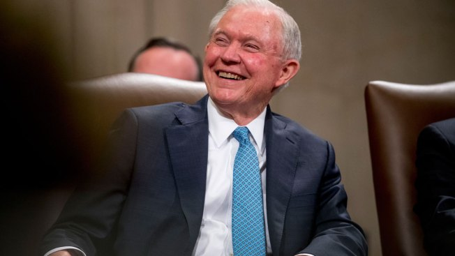 Former Attorney General Jeff Sessions Announces Senate Run