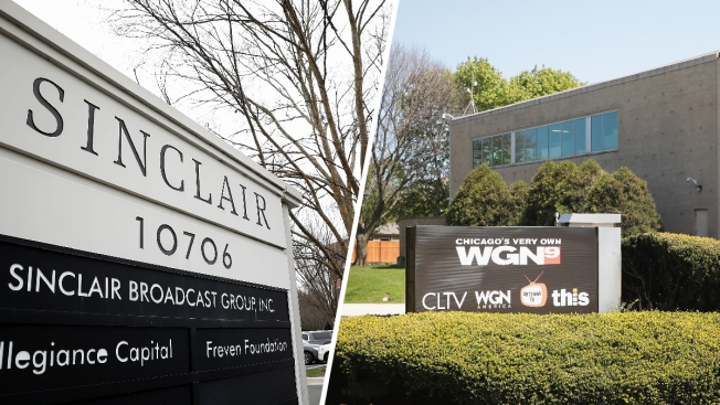 Tribune Pulls Out of $3.9 Billion Buyout by Sinclair Broadcast