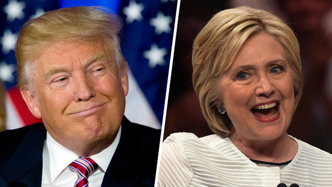 Clinton, Trump hope to win Hispanic, black votes