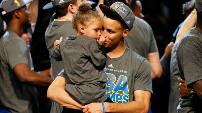Riley Curry's Adorable 'Whip' and 'Nae Nae' Dance