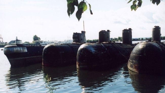Fire Kills 14 Russian Sailors Amid Submarine Speculation