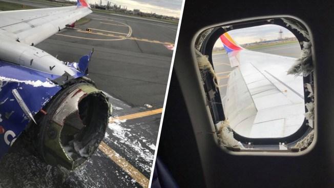 Photo of Southwest Flight Shows Passengers Using Oxygen Masks