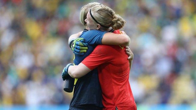 Sweden Tops Brazil in Penalty Shootout, Makes Women's Soccer Final