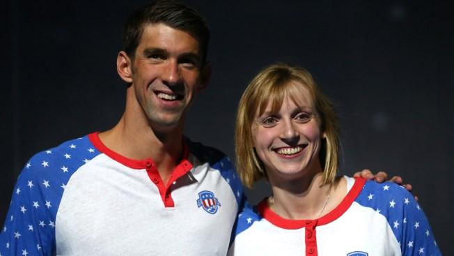 Katie Ledecky Got Michael Phelps' Autograph When She Was 9