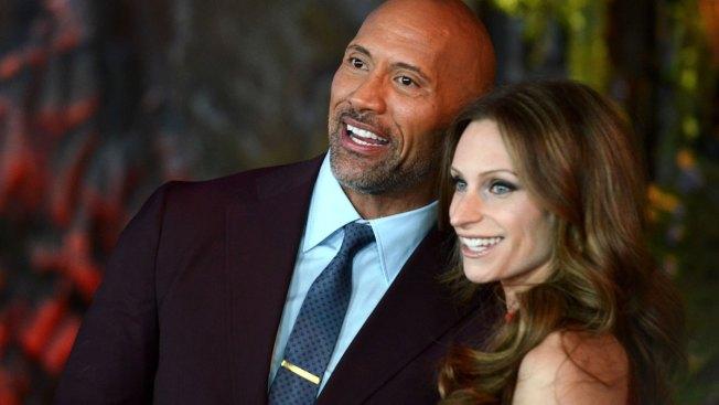 Surprise! Dwayne 'The Rock' Johnson Is Married