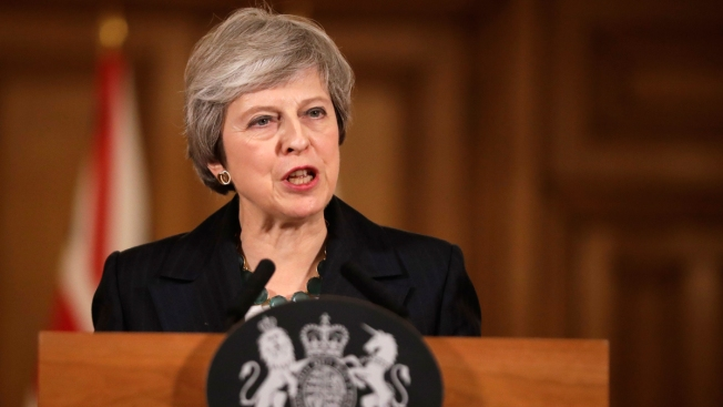Allies Rally to UK's May Amid Leadership Woes Over Brexit