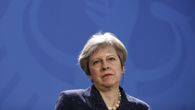 EU Unveils Brexit Draft, Ramping Up Pressure on Britain
