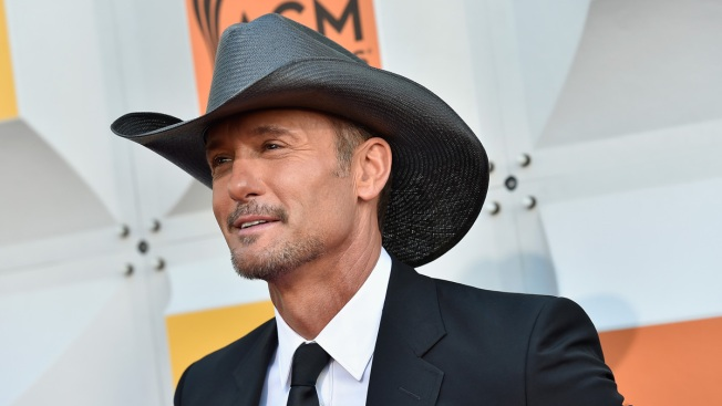 Tim McGraw Collapses on Stage During Ireland Performance