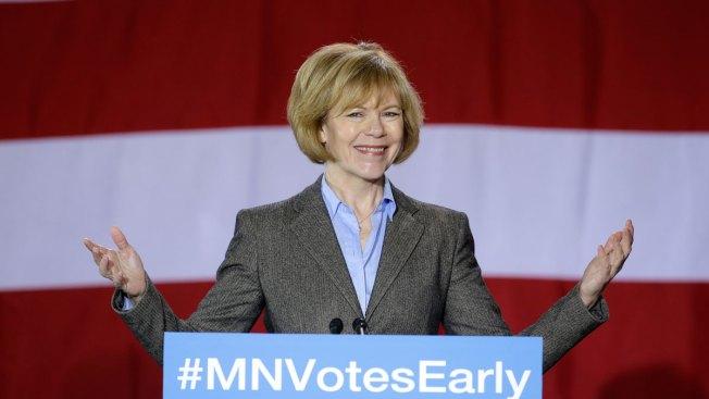 Minnesota Governor Picks Lt. Gov. Tina Smith to Replace Franken in Senate