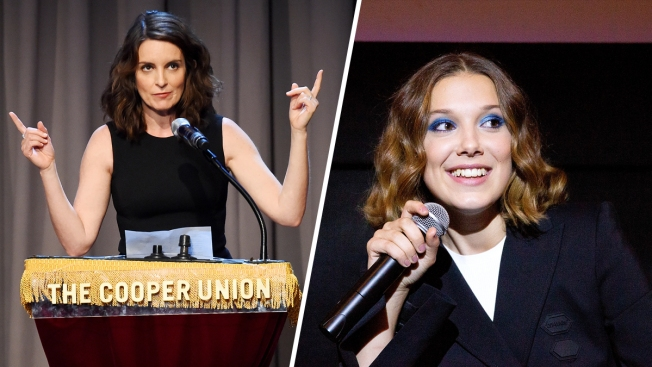 Tina Fey, Millie Bobby Brown Among 2018 Emmys Presenters