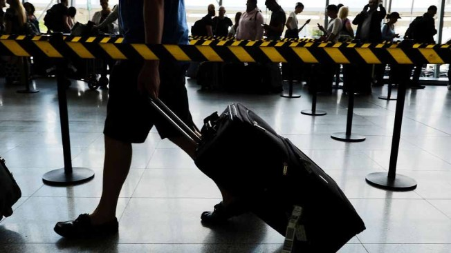 Federal Agent Shoots Self in Foot at Orlando International Airport