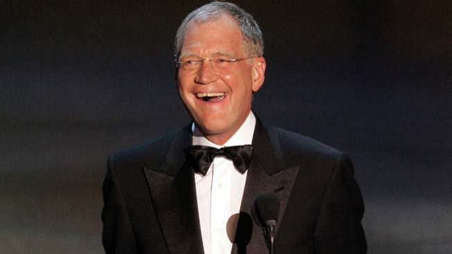 CBS Sets Letterman's Last Show for May 20