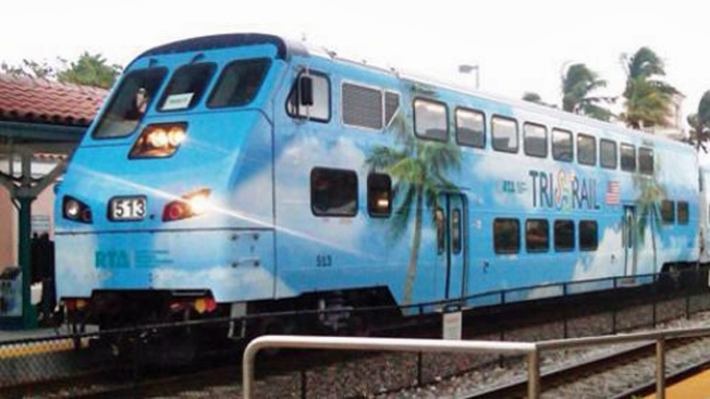 Person Struck and Killed by Tri-Rail Train in Delray Beach