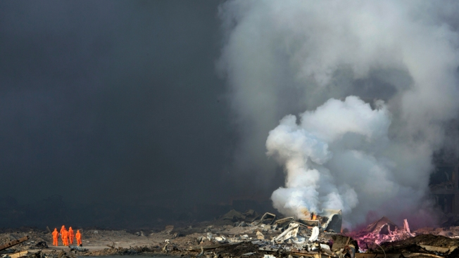No Hope of Finding 8 Missing Since China Warehouse Explosion: Authorities