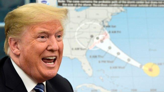 Trump: Storm Response in Puerto Rico 'Incredibly Successful'