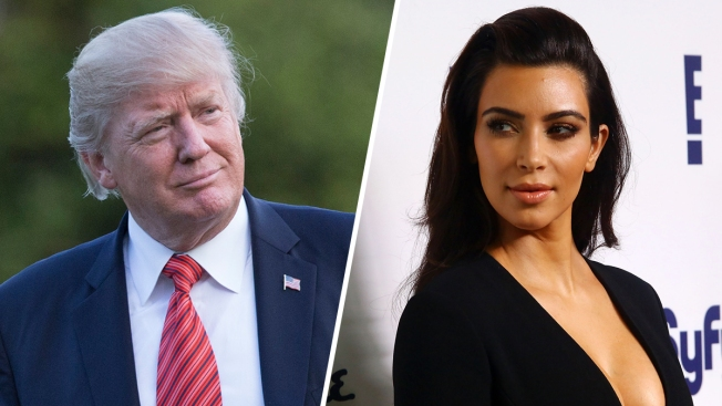 Anyone Could Run the Country Better: Kim Kardashian Slams Trump